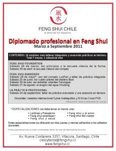 Diplomado Profesional en Feng Shui 2011 - Feng Shui Chile Sylvia Galleguillos
