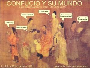 Curso de pensamiento Chino de Enzo Cozzi