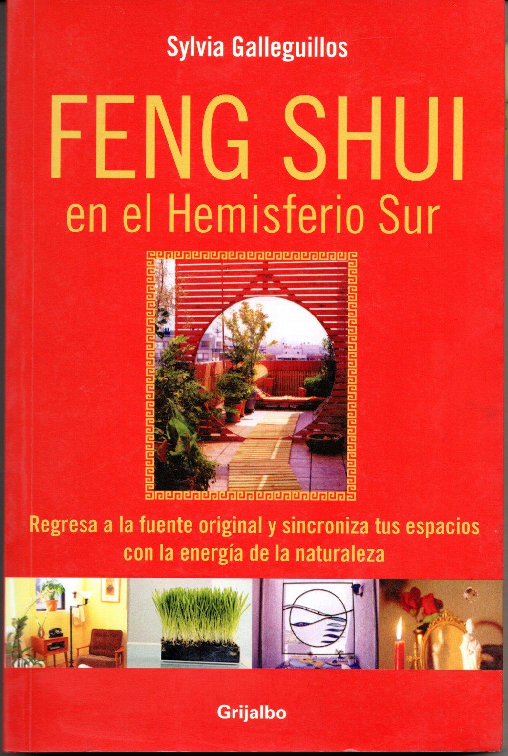 Feng shui en el hemisferio sur random house 2006 de - Libros feng shui ...