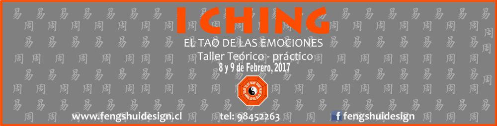 Banner I Ching Taller 8 - 9 Febrero 2017